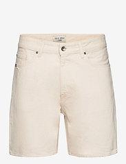 Tiger of Sweden Jeans - JIN - denim shorts - ecru denim - 0