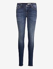 Tiger of Sweden Jeans - SLIGHT - skinny jeans - royal blue - 0