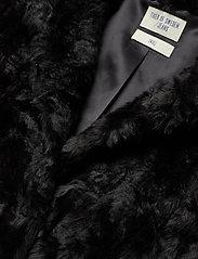 Tiger of Sweden Jeans - MINIMAL. - sztuczne futro - black - 3