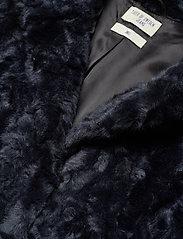 Tiger of Sweden Jeans - MINIMAL. - sztuczne futro - worker blue - 3