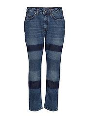 Lex Slimmade Jeans Blå TIGER OF SWEDEN JEANS
