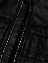 Tiger of Sweden Jeans - KITTEN - nahkatakit - black - 3