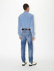 Tiger of Sweden Jeans - PURE NP - podstawowe koszulki - light blue - 3