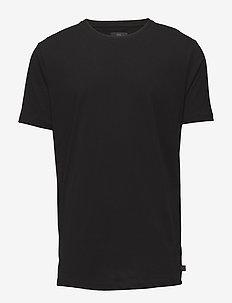 COREY SOL - basic t-shirts - black