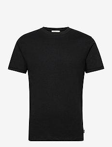 FLEEK IO - basic t-shirts - black