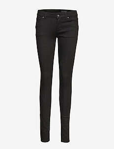 SLIGHT - jeans skinny - black
