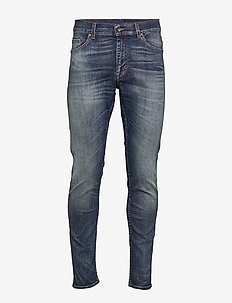 EVOLVE - slim jeans - dust blue