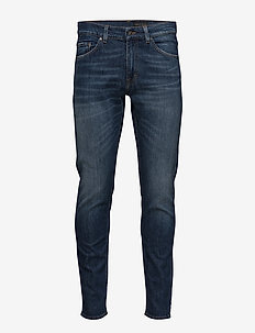 EVOLVE - slim jeans - medium blue