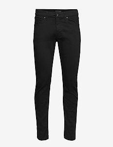 LEON - skinny jeans - black