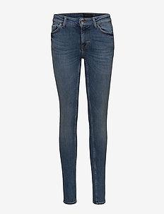 SLIGHT - skinny jeans - medium blue