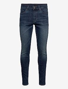 EVOLVE - skinny jeans - royal blue