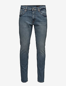 PISTOLERO - slim jeans - dust blue