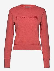 OBSESSA PR - sweatshirts - red