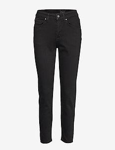 LEA - slim jeans - black