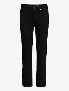 MEG - slim jeans - black
