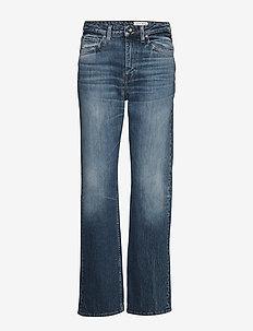 FRAN - slim jeans - medium blue