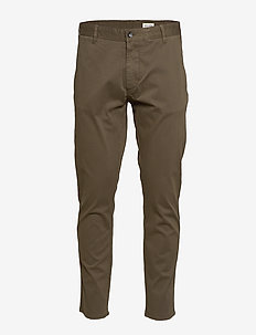 RIVER - chinos - timber brown