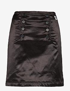 WHALE - short skirts - black