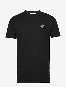 FLEEK - basic t-shirts - black