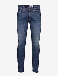 REX - slim jeans - royal blue