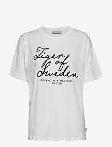 STERNA PR - t-shirts - white