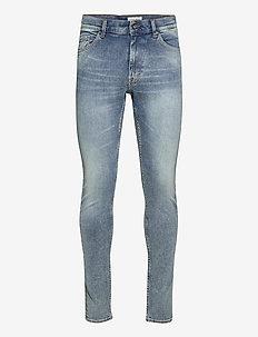 EVOLVE - skinny jeans - dust blue