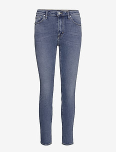 SHELLY - skinny jeans - medium blue