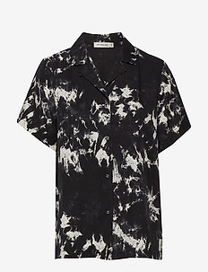 MUNTHA PR - short-sleeved blouses - print