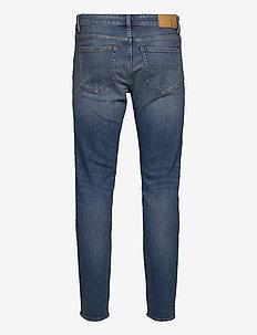 REX - slim jeans - medium blue