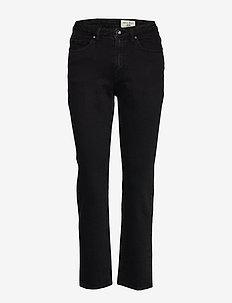 MEG - straight jeans - black