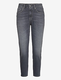 LEA - jeans slim - black