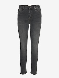 SHELLY - jeans slim - black