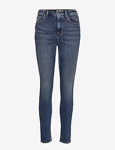SHELLY - slim jeans - royal blue