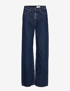 LORE - brede jeans - royal blue