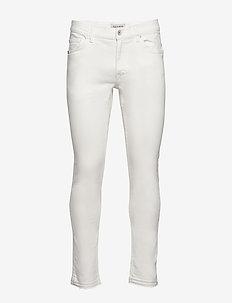 EVOLVE - slim jeans - white