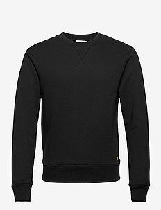 NICCOLA - basic sweatshirts - black