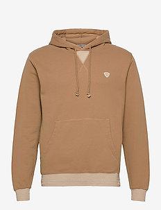 BRAIM - basic sweatshirts - tiger eye