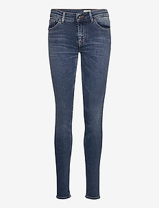 SLIGHT - skinny jeans - royal blue