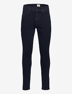 EVOLVE - slim jeans - black blue