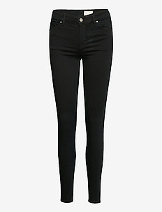 SLIGHT - skinny jeans - black blue