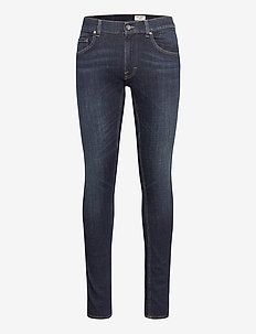 SLIM - skinny jeans - royal blue