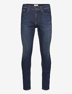 LEON - skinny jeans - royal blue