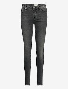 SLIGHT - dżinsy skinny fit - black