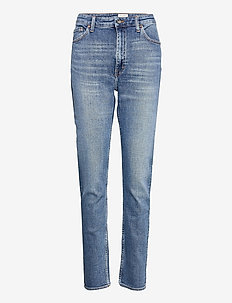 SHELLY - jeans slim - dust blue