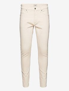 PISTOLERO - relaxed jeans - ecru denim