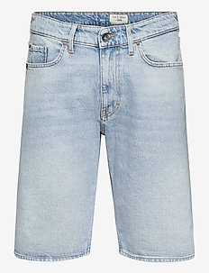 ASH.. - denim shorts - light blue