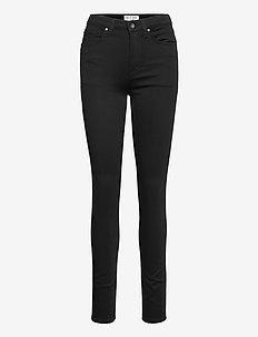 SHELLY - skinny jeans - black