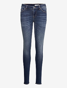 SLIGHT - jeans skinny - royal blue