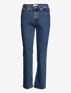 MEG - jeans droites - medium blue