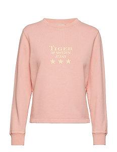 Tiger of Sweden Jeans HEELGA - Sweatshirt - light pink